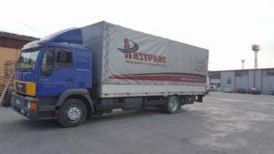 Транспортни услуги – 15ЕП, 5000кг
